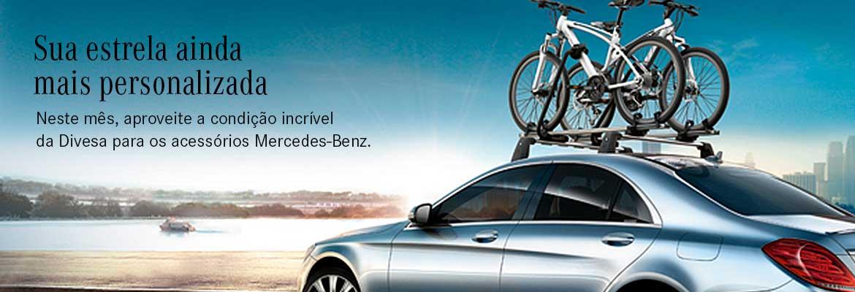 Acessórios Mercedes