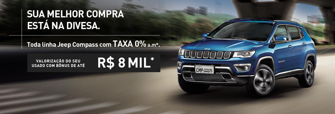 Jeep Compass Abril 2018
