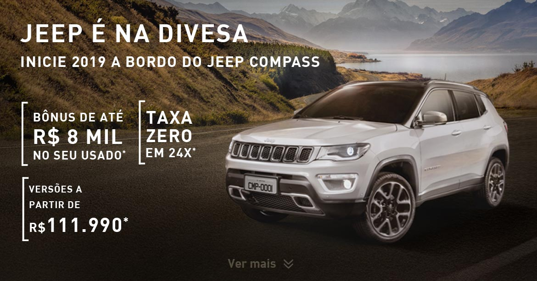 Jeep Compass Jan 2019