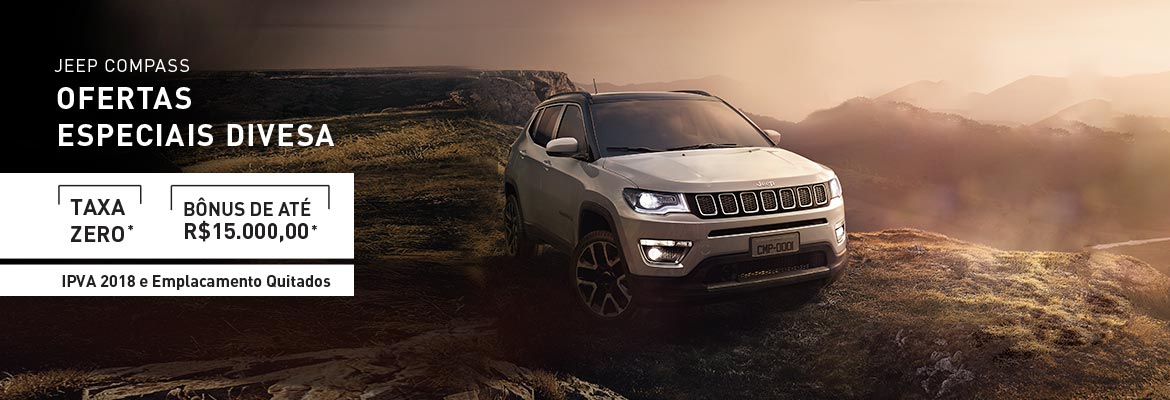 Jeep Compass Out 2018