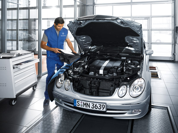 Serviços Mercedes-Benz